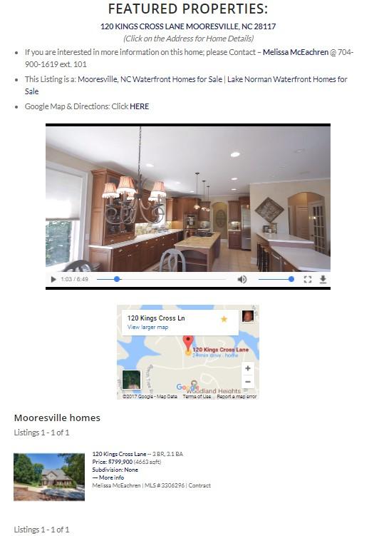 Lake-Norman-Listing-Realtors-Featured-Homes