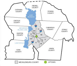 Denver Nc Map Denver NC Homes   North Carolina Real Estate for Sale   Lake Norman Denver Nc Map