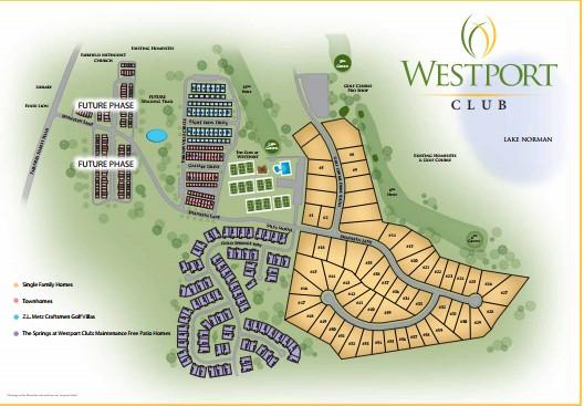 Westport-Club-Site-Map-Denver-North-Carolina