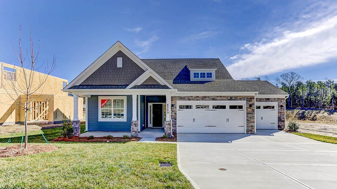 Rock-Creek-Homes-Denver-NC-New-Construction-Front